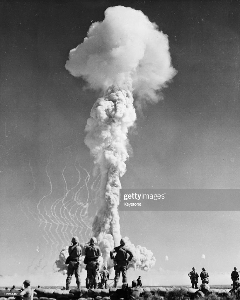 nuclear advancements after the manhattan project essay Oppenheimer published only five scientific papers, one of which was in biophysics, after the manhattan project a 1980 documentary about j robert oppenheimer.