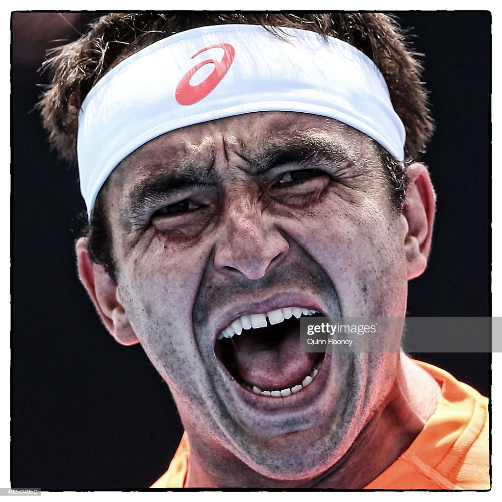 Expressions At The Australian Open