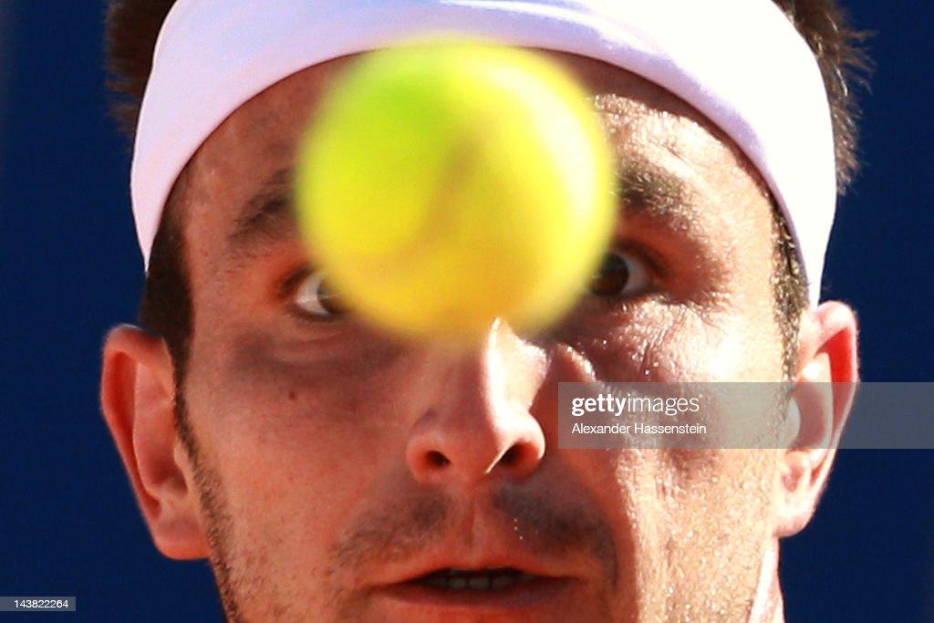 BMW Tennis Open 2012 - Quarter Finals