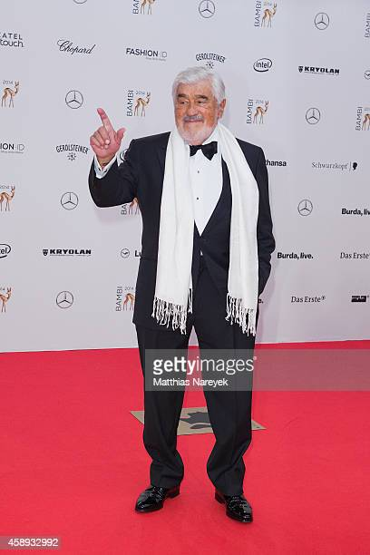 Mario Adorf attends the Bambi Awards 2014 on November 13 2014 in Berlin Germany