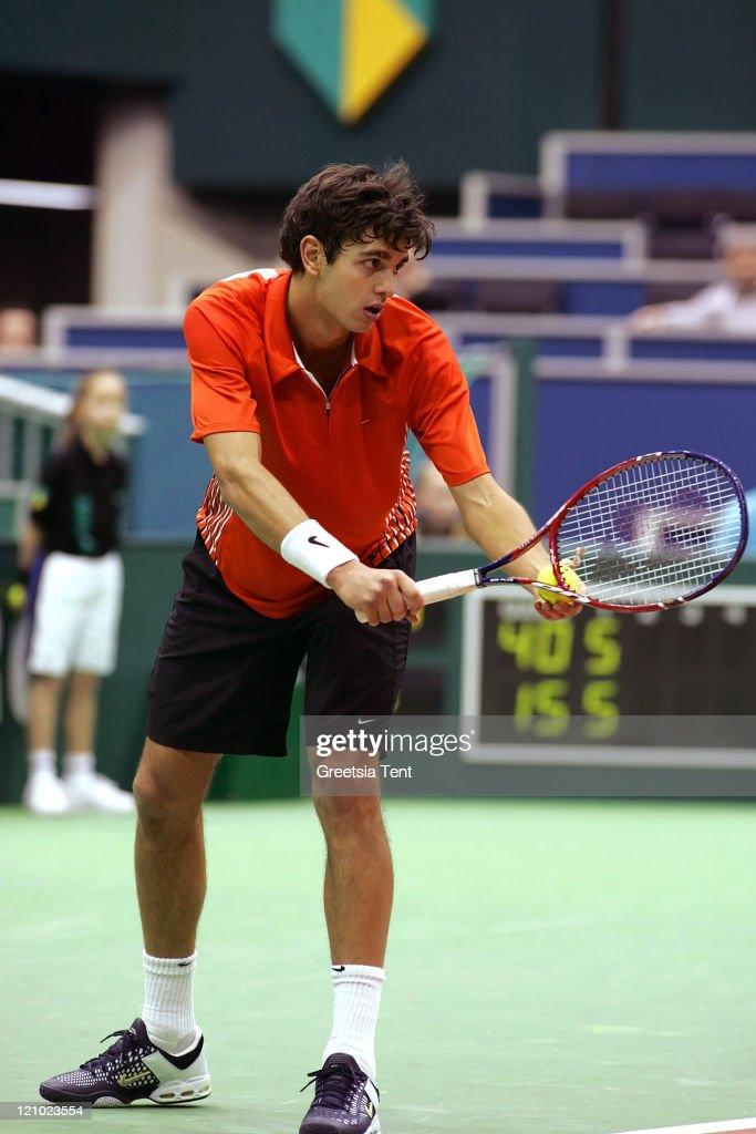 ATP Tour - 2006 ABN AMRO World Tennis Tournament - First Round - Jarkko