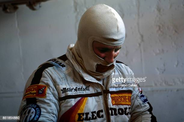 Mario Andretti 24 Hours of Le Mans Le Mans 19 June 1983