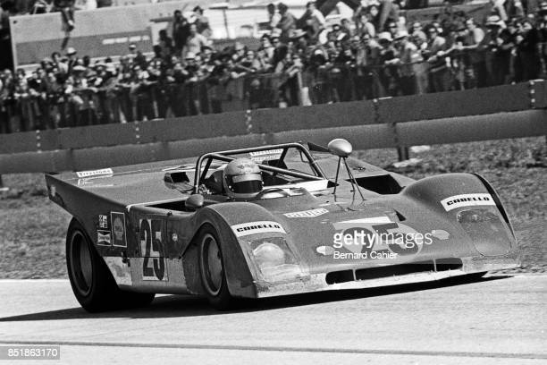 Mario Andretti Ferrari 312PB 12 Hours of Sebring Sebring 20 March 1971