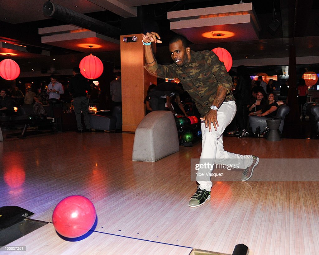 Mario attends the 40th Anniversary American Music Awards Charity Bowl Pre-Party at Lucky Strike Lanes at L.A. Live on November 17, 2012 in Los Angeles, California.