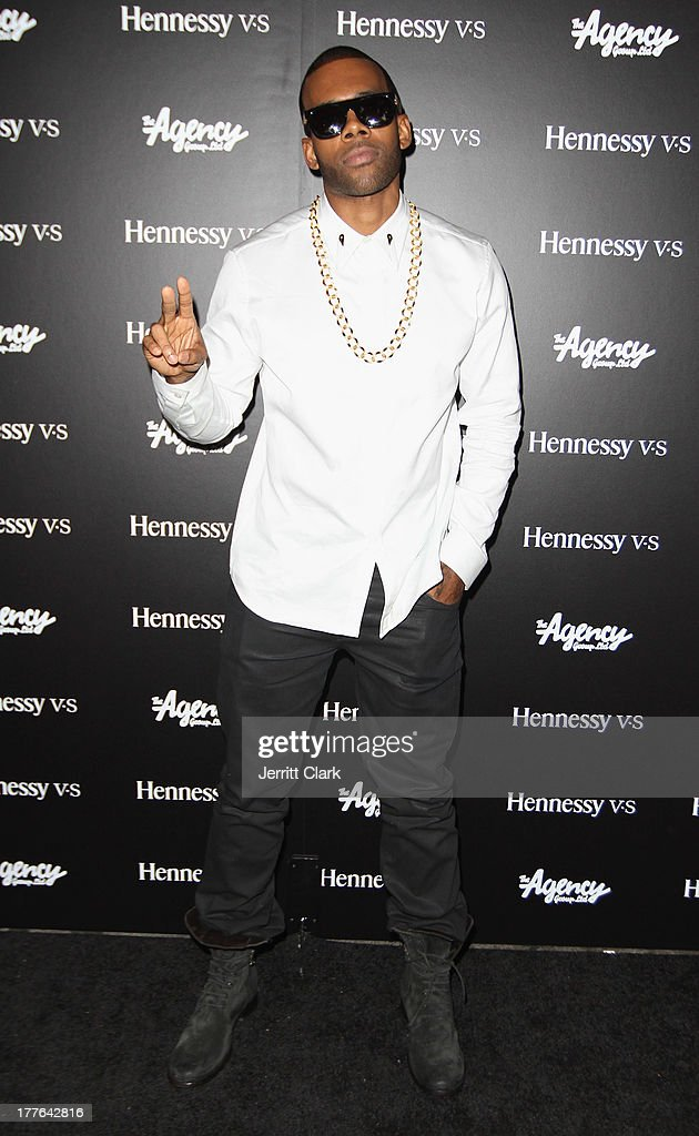 Mario attends the Hennessy VS VMA Celebration at Avenue on August 24, 2013 in New York City.