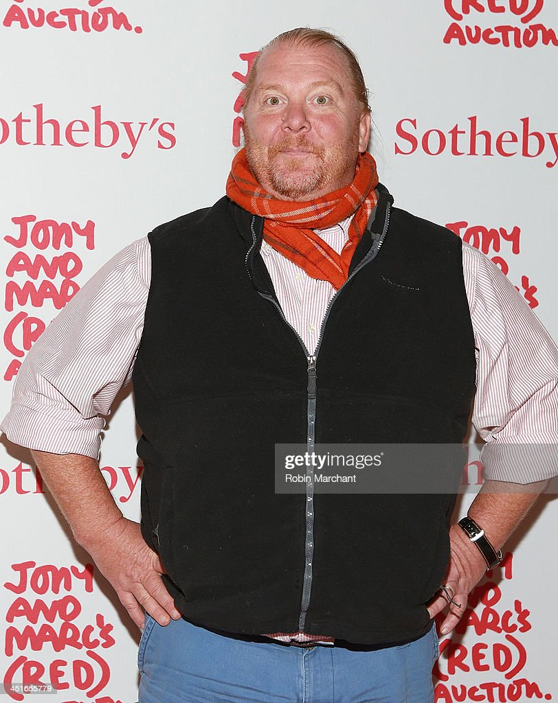 <a gi-track='captionPersonalityLinkClicked' href=/galleries/search?phrase=Mario+Batali&family=editorial&specificpeople=669889 ng-click='$event.stopPropagation()'>Mario Batali</a> attends the 2013 (RED) Auction Celebrating Masterworks Of Design and Innovation on November 23, 2013 in New York, United States.