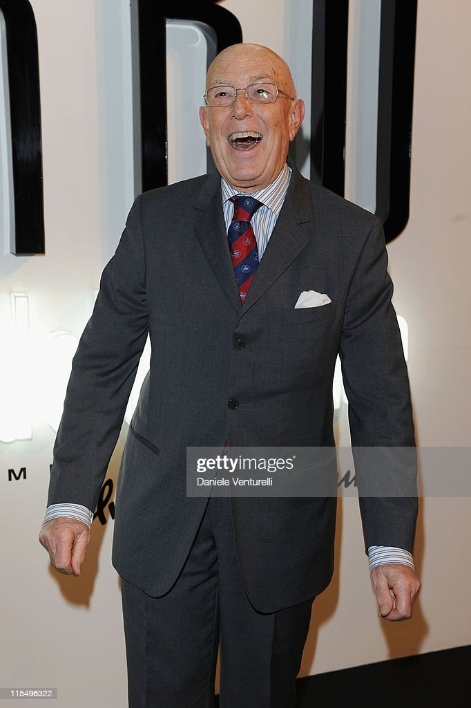 Mario Boselli attends the Salvatore Ferragamo 'Greta Garbo' exhibition at the Triennale Museum during Milan Fashion Week Womenswear A/W 2010 on February 27, 2010 in Milan, Italy.