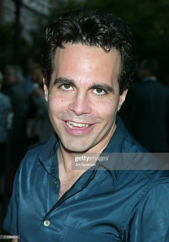 Mario Cantone during HBO's 'Sex and the City' - Fifth Season World Premiere at American Museum of Natural History in New York City, New York, United States.
