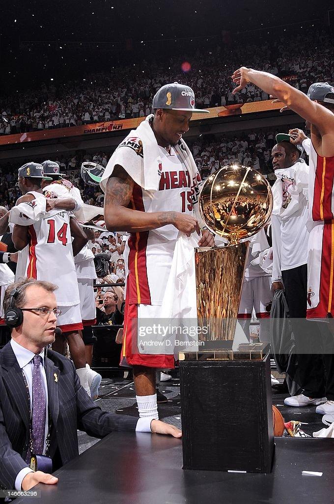 2012 NBA Finals - Game Five