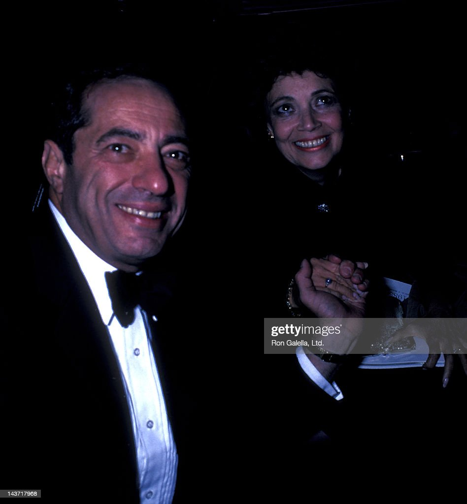 Mario Cuomo and wife Matilda Cuomo sighted on September 13 1985 at the Waldorf Astoria Hotel in New York City