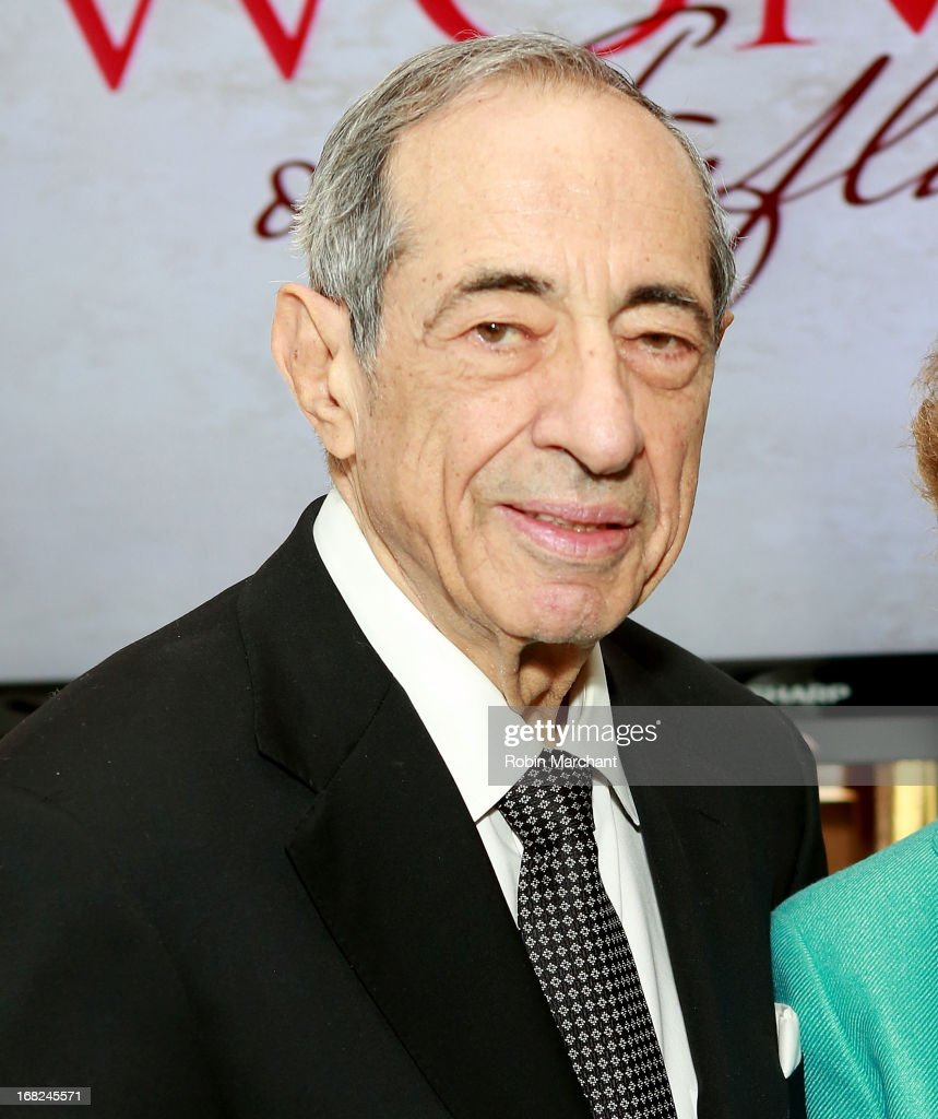<a gi-track='captionPersonalityLinkClicked' href=/galleries/search?phrase=Mario+Cuomo+-+Politician&family=editorial&specificpeople=209344 ng-click='$event.stopPropagation()'>Mario Cuomo</a> attends 2013 T.J. Martell Foundation's Women Of Influence Awards And Luncheon at Riverpark on May 7, 2013 in New York City.