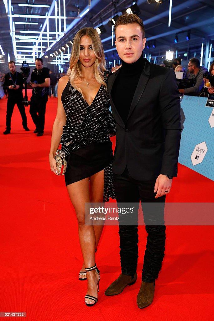 MTV EMA's 2016 - Red Carpet Arrivals