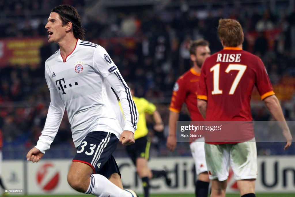 AS Roma v FC Bayern Muenchen - UEFA Champions League