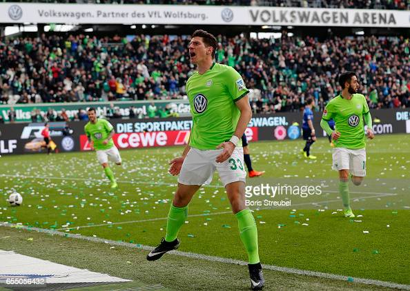 VfL Wolfsburg v SV Darmstadt 98 - Bundesliga : News Photo