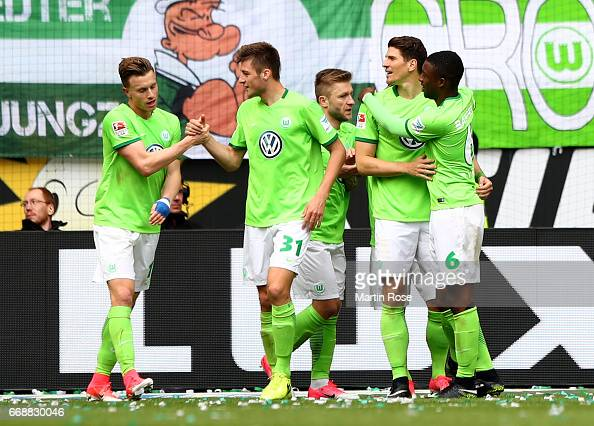 VfL Wolfsburg v FC Ingolstadt 04 - Bundesliga : News Photo