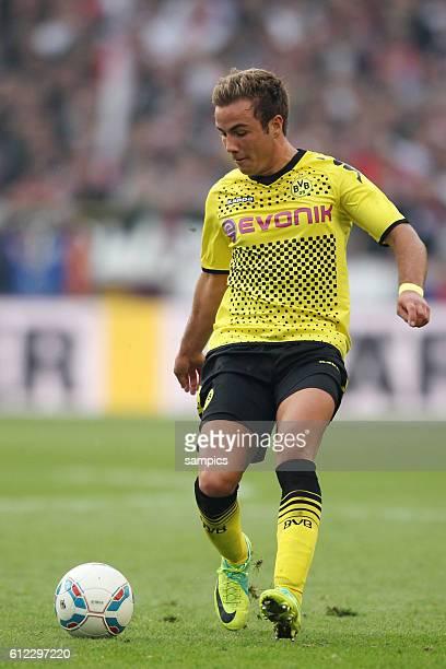 Mario Götze Goetze Borussia Dortmund Fussball 1 Bundesliga VFB Stuttgart Borussia Dortmund 11 Saison 2011 / 2012