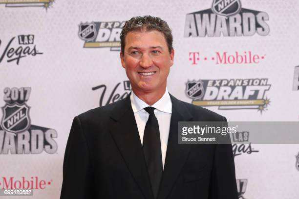 Mario Lemieux owner of the Pittsburgh Penguins attends the 2017 NHL Awards at TMobile Arena on June 21 2017 in Las Vegas Nevada