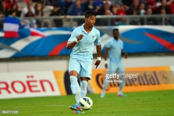 Mario LEMINA France / Colombie match amical de preparation au Mondial de moins de 20 ans Photo Dave Winter / Icon Sport