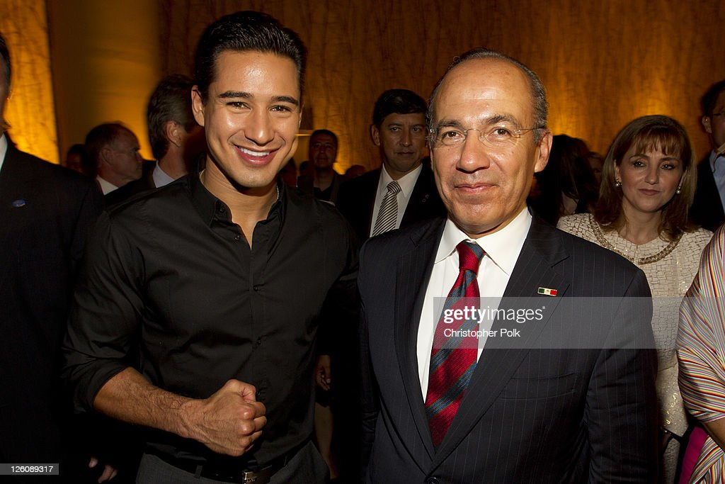 "Los Angeles Premiere Of ""Mexico: The Royal Tour"""