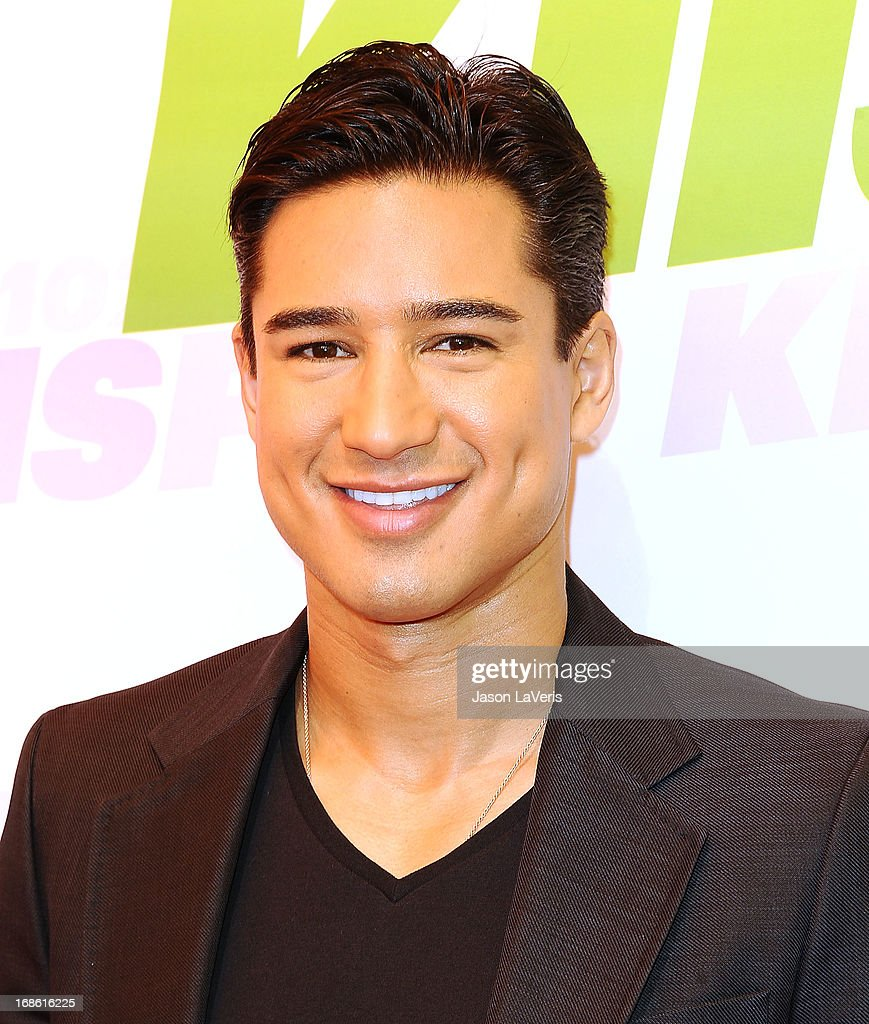 Mario Lopez attends 102.7 KIIS FM's Wango Tango at The Home Depot Center on May 11, 2013 in Carson, California.