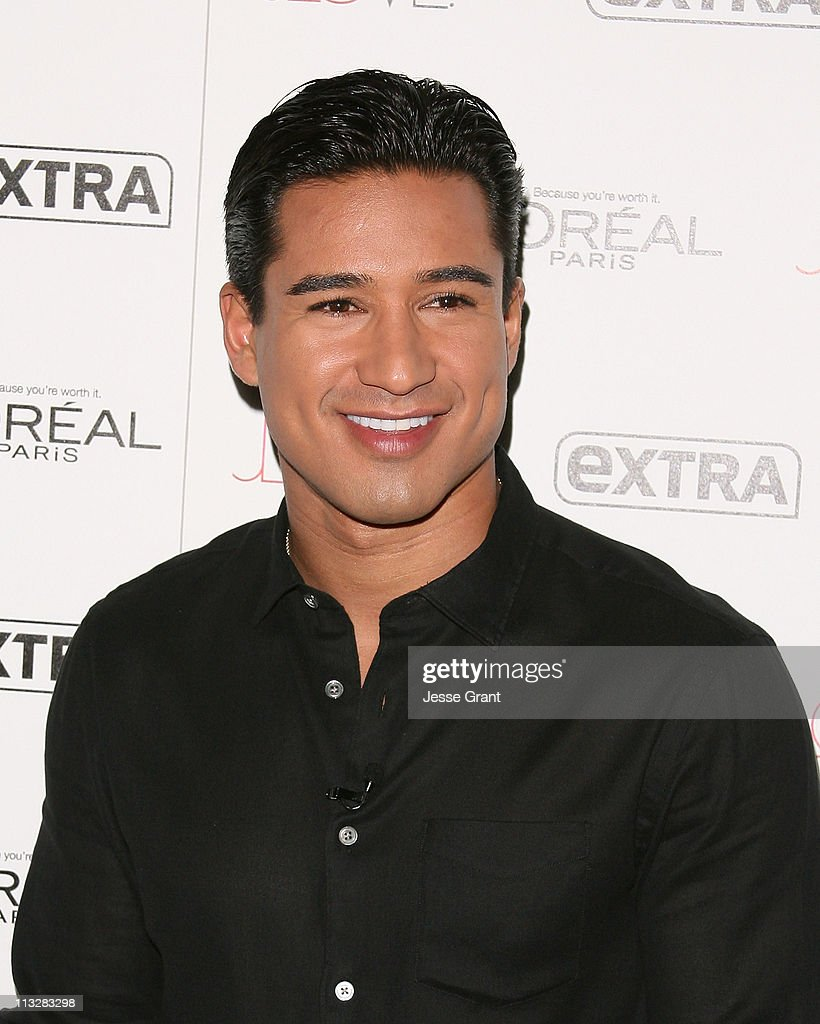 Mario Lopez attends Extra's special pre-release party for Jennifer lopez's new album 'Love?.' held at The Grove on April 29, 2011 in Los Angeles, California.