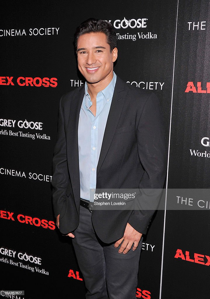 <a gi-track='captionPersonalityLinkClicked' href=/galleries/search?phrase=Mario+Lopez&family=editorial&specificpeople=235992 ng-click='$event.stopPropagation()'>Mario Lopez</a> attends The Cinema Society & Grey Goose Host A Screening Of 'Alex Cross' at Tribeca Grand Hotel on October 18, 2012 in New York City.