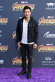 "Premiere Of Disney And Marvel's ""Avengers: Infinity..."