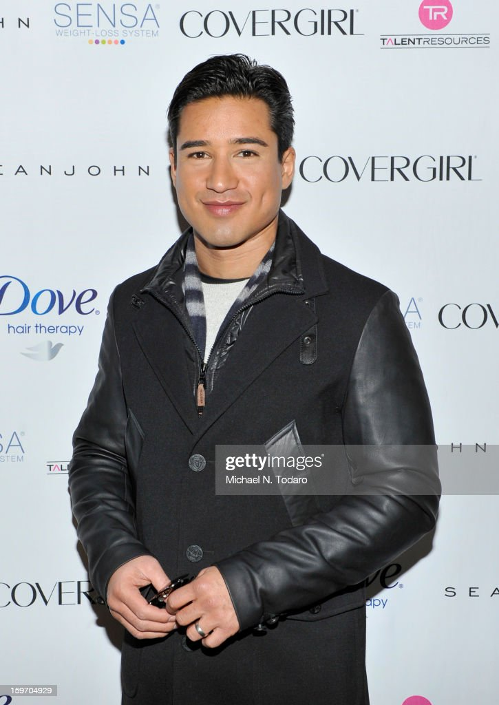 Mario Lopez attends the TR Suites Daytime Lounge on January 18, 2013 in Park City, Utah.