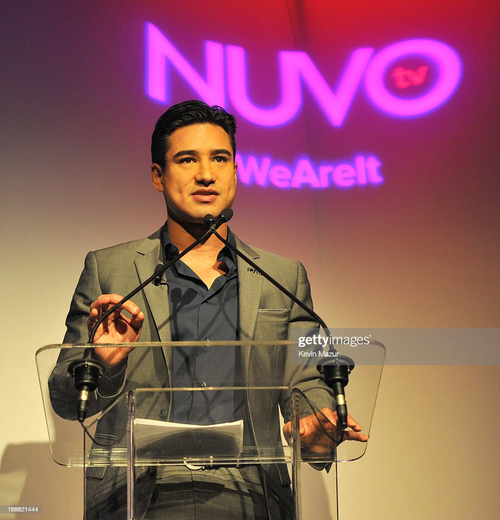 <a gi-track='captionPersonalityLinkClicked' href=/galleries/search?phrase=Mario+Lopez&family=editorial&specificpeople=235992 ng-click='$event.stopPropagation()'>Mario Lopez</a> speaks on stage during the NUVOtv Upfront presentation at The Edison Ballroom on May 15, 2013 in New York City.