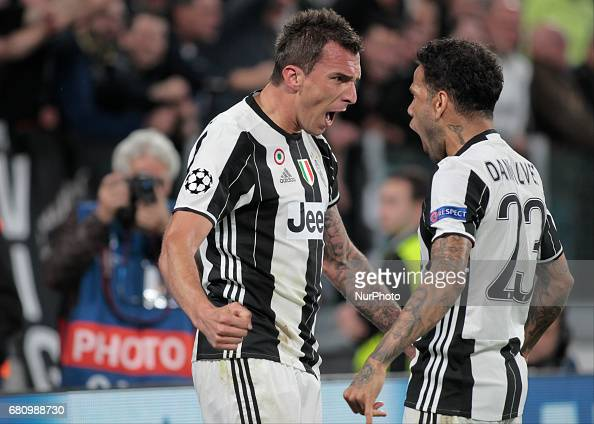 Juventus v AS Monaco - UEFA Champions League Semi Final: Second Leg : News Photo