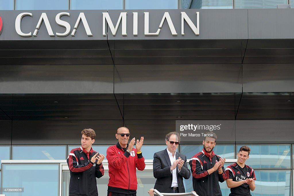 Casa Milan Marks The One Year Anniversary