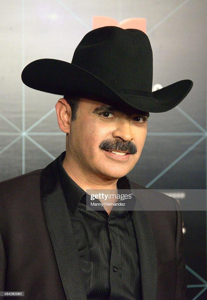 Mario Quintero Lara attends Telemundo press conference for Yo Soy El Artista(I Am The Artist) at the W South Beach at W Hotel on August 27, 2014 in Miami, Florida.