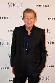 Mario Testino attends 'IV Vogue Who's On Next' party on May 19 2015 in Madrid Spain