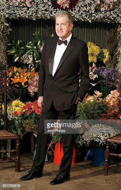 Mario Testino attends the gala dinner as The Business of Fashion Presents VOICES on December 2 2016 in Oxfordshire England