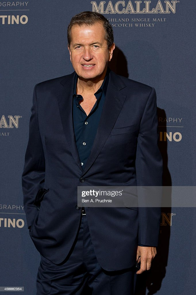 <a gi-track='captionPersonalityLinkClicked' href=/galleries/search?phrase=Mario+Testino&family=editorial&specificpeople=203087 ng-click='$event.stopPropagation()'>Mario Testino</a> attends The Macallan Masters of Photography: <a gi-track='captionPersonalityLinkClicked' href=/galleries/search?phrase=Mario+Testino&family=editorial&specificpeople=203087 ng-click='$event.stopPropagation()'>Mario Testino</a> Edition launch party at The Ritz on November 12, 2014 in London, England.