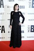 Marion Cotillard arrives at The Moet British Independent Film Awards 2015 at Old Billingsgate Market on December 6 2015 in London England