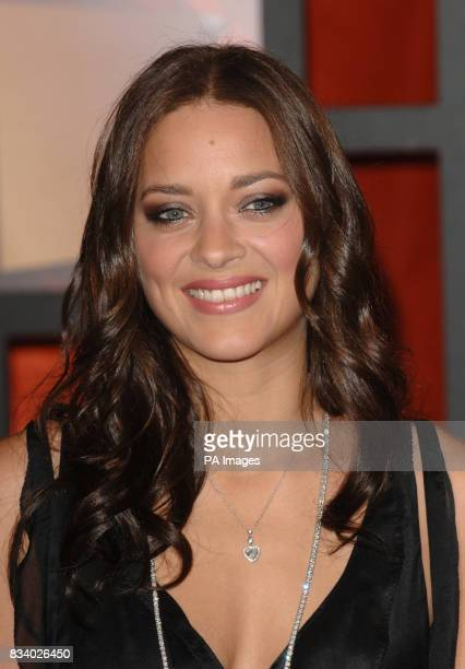 Marion Cotillard arrives for the Critics' Choice Awards at the Santa Monica Civic Auditorium in Santa Monica California