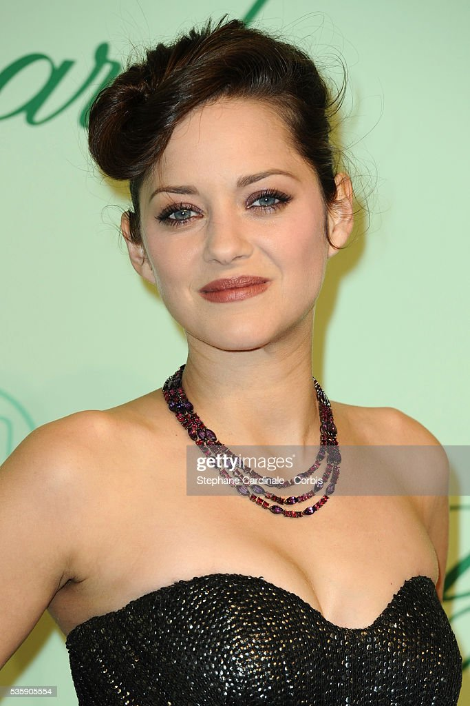 Marion Cotillard at the 'Chopard 150th Anniversary Party' during the 63rd Cannes International Film Festival.