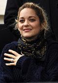 Chanel : Outside Arrivals  - Paris Fashion Week - Haute...