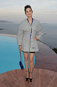 Marion Cotillard attends the Dior Croisiere 2016 at Palais Bulle on May 11 2015 in Theoule sur Mer France