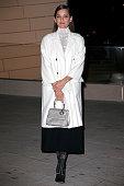 Marion Cotillard attends the Foundation Louis Vuitton Opening at Foundation Louis Vuitton on October 20 2014 in BoulogneBillancourt France