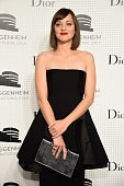 Marion Cotillard attends the Guggenheim International Gala PreParty made possible by Dior on November 5 2014 in New York City