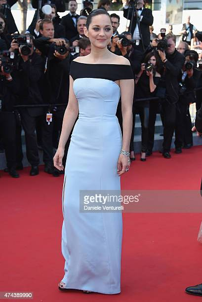 Marion Cotillard attends the 'Little Prince' Premiere during the 68th annual Cannes Film Festival on May 22 2015 in Cannes France