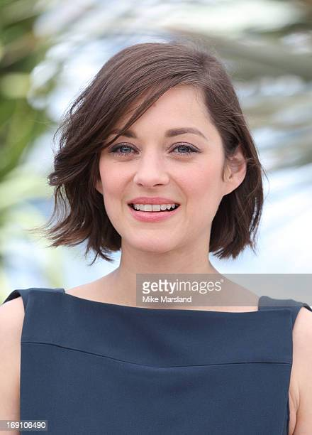Marion Cotillard attends the photocall for 'Blood Ties' at The 66th Annual Cannes Film Festival on May 20 2013 in Cannes France