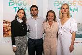 """Bigger Than Us"" Premiere At Cinema Pathe Opera Premier..."