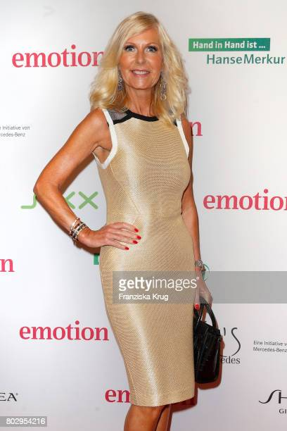 Marion Fedder attends the Emotion Award at Laeiszhalle on June 28 2017 in Hamburg Germany