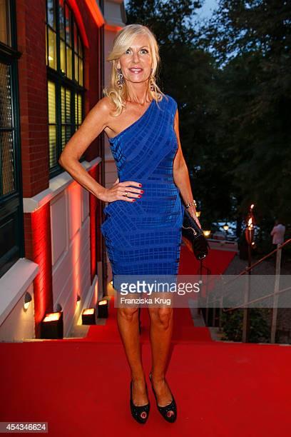 Marion Fedder attends the 'Nacht der Medien' on August 29 2014 in Hamburg Germany