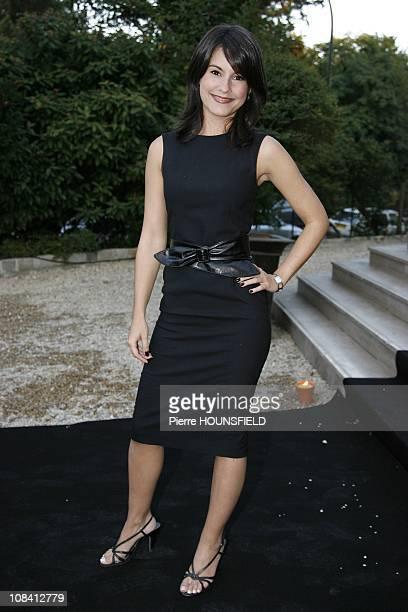 Marion Jolles in Paris France on September 13 2007