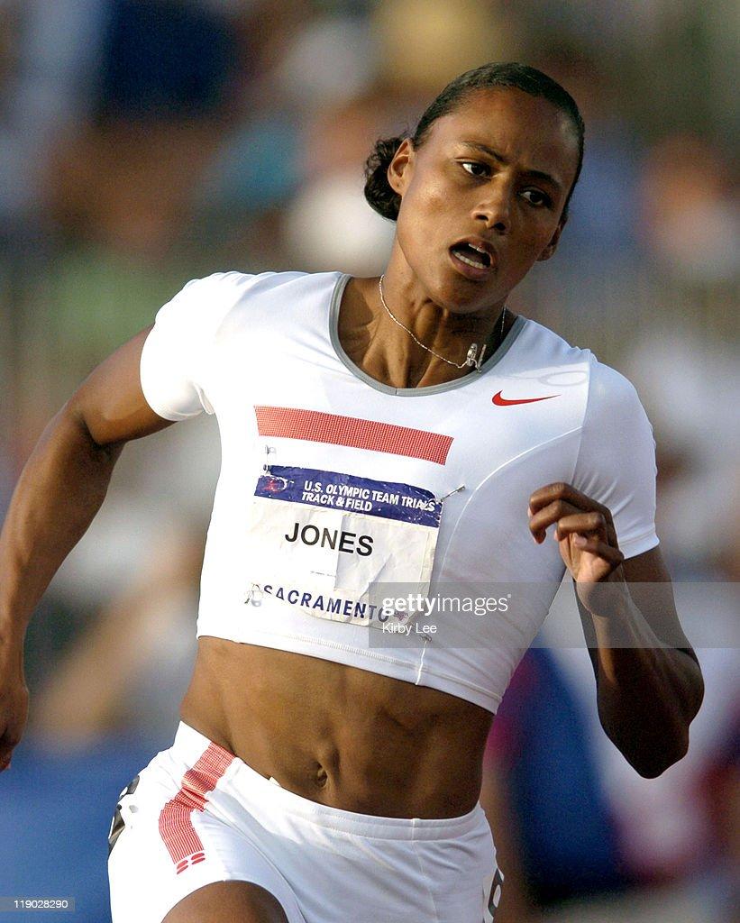 2004 U.S. Olympic Track & Field Trials - July 16, 2004