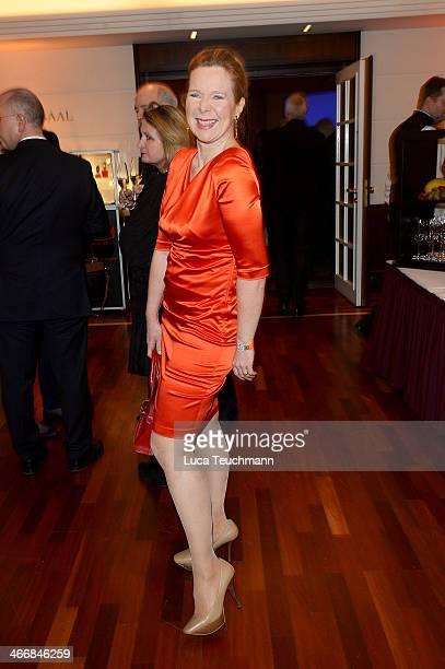 Marion Kracht attends Askania Award 2014 at Kempinski Hotel Bristol on February 4 2014 in Berlin Germany